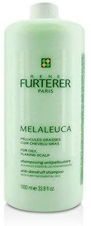 Rene Furterer Melaleuca Anti Dandruff Shampoo 1000ml For Oily Scalp