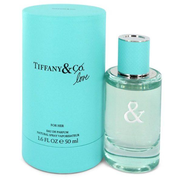 Tiffany Co Love for Her Eau de Parfum 50ml Spray