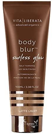 Vita Liberata Body Blur Sunless Glow Lotion 100ml Latte Light