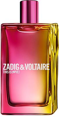 Zadig Voltaire This Is Love for Her Eau de Parfum 50ml Spray