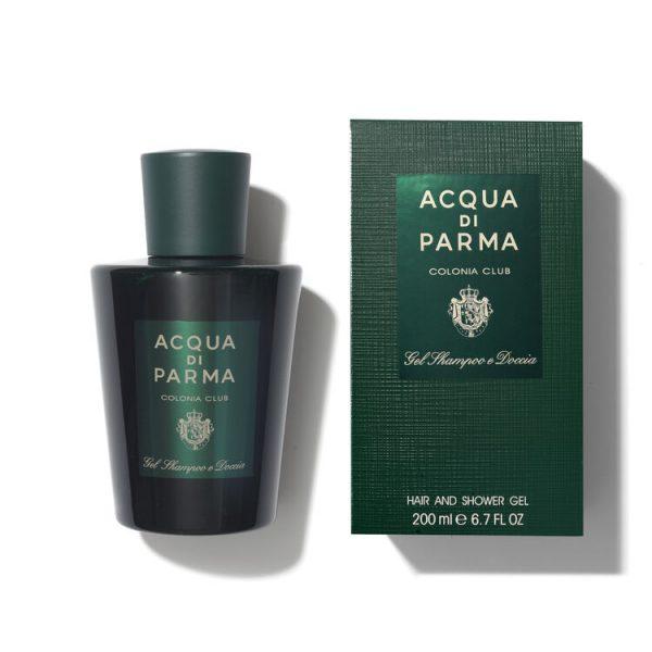 Acqua di Parma Colonia Club Hair Shower Gel 200ml