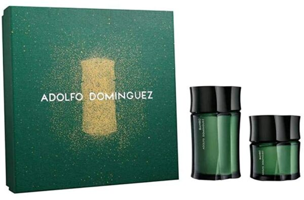 Adolfo Dominguez Bambu Gift Set 120ml EDT 60ml EDT