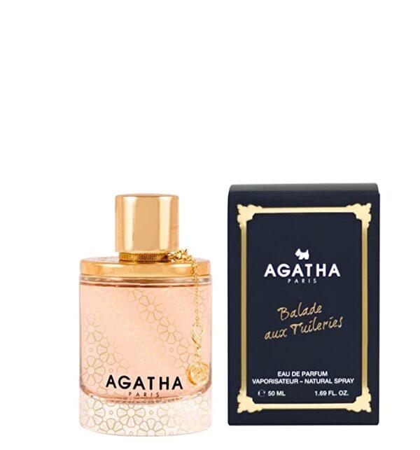 Agatha Paris Balade aux Tuileries Eau de Parfum 50ml Spray