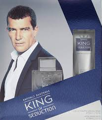 Antonio Banderas King Of Seduction Gift Set 50ml EDT 50ml Aftershave Balm