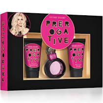 Britney Spears Prerogative Gift Set 100ml EDP 50ml Shower Gel 50ml Body Lotion