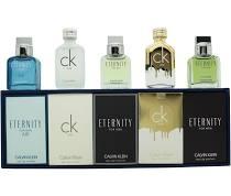 Calvin Klein Mens Mini Set Gift Set 5 Pieces