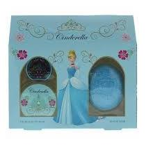 Disney Cinderella Gift Set 50ml EDT 50g Soap