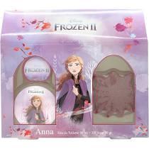Disney Frozen Anna Gift Set 50ml EDT 50g 3D Soap