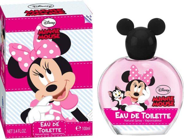 Disney Minnie Mouse Eau de Toilette 100ml Spray