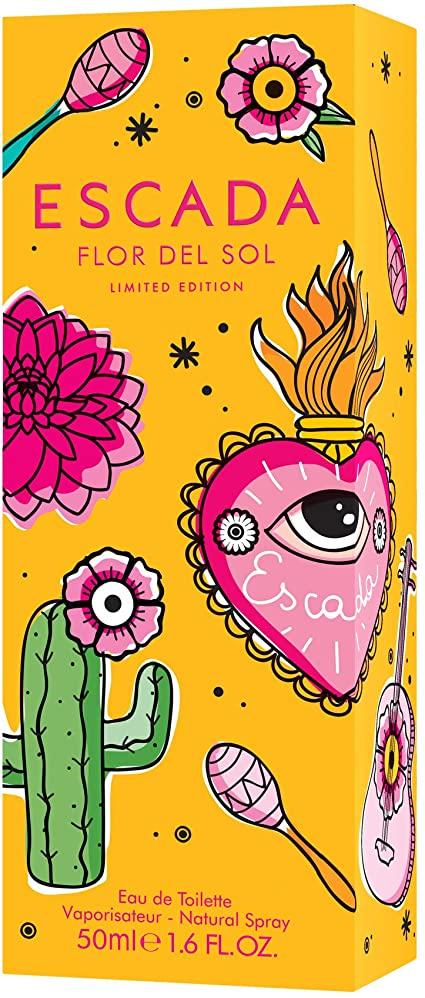 Escada Flor del Sol Eau de Toilette 50ml Spray