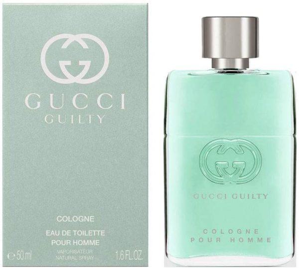 Gucci Guilty Cologne Pour Homme Eau de Toilette 50ml Spray
