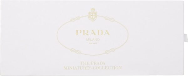 Prada Les Infusions Gift Set 5 Pieces