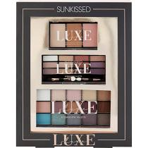 Sunkissed Luxe Cosmetics Gift Set 30 Pieces