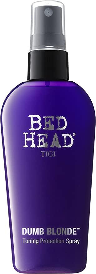 Tigi Bed Head Dumb Blonde Toning Protection Spray 125ml