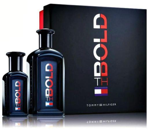Tommy Hilfiger TH Bold Gift Set 100ml EDT 30ml Deodorant Spray