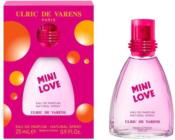 Ulric De Varens Mini Love Eau de Parfum 25ml Spray