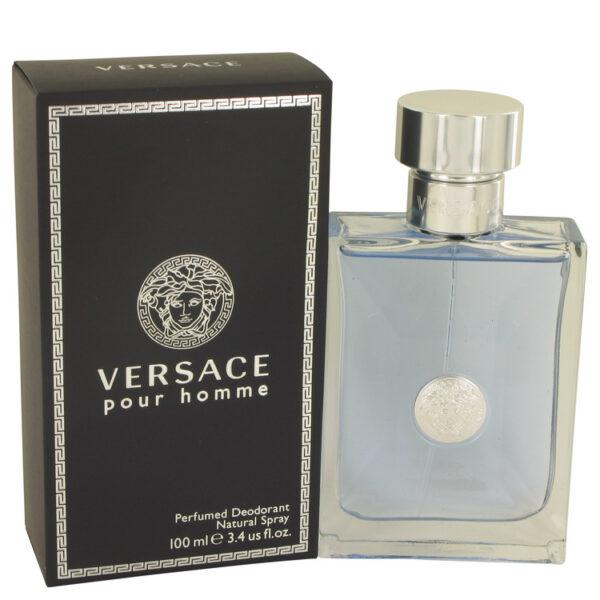 Versace New Homme Deodorant Spray 100ml