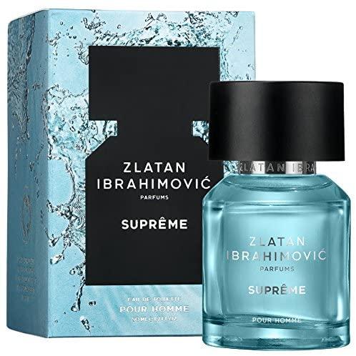Zlatan Ibrahimovic Supreme Pour Homme Eau de Toilette 50ml Spray