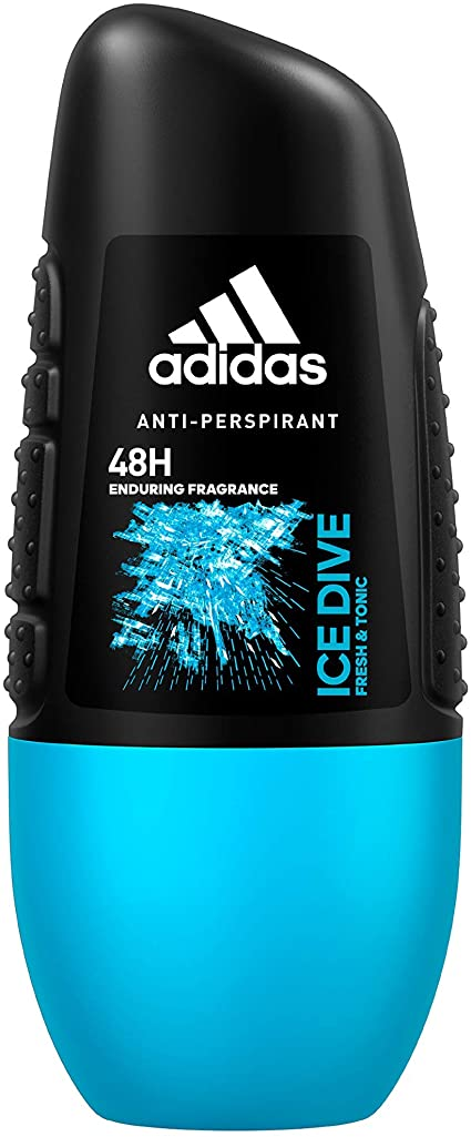 Adidas Ice Dive Roll On Deodorant 50ml