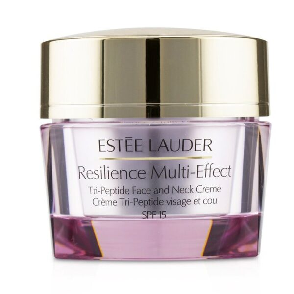 Estee Lauder Resilience Multi Effect Tri Peptide Face Neck Cream SPF15 50ml For Normal Combination Skin