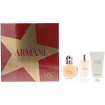 Giorgio Armani Emporio Armani In Love With You for Her Gift Set 50ml EDP 15ml EDP 50ml Hand Cream
