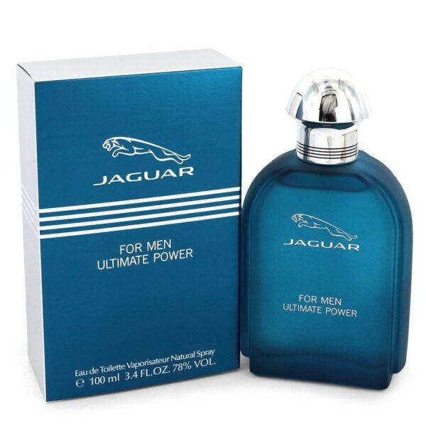 Jaguar Mens Ultimate Power Eau de Toilette 100ml Spray