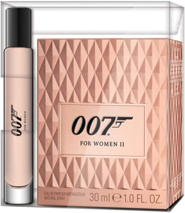 James Bond 007 for Women II Gift Set 30ml EDP 7.4ml EDP