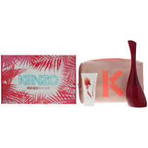 Kenzo Amour Gift Set 100ml EDP 50ml Body Lotion