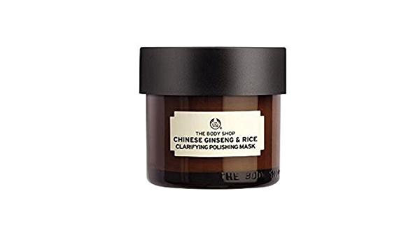 The Body Shop Chinese Ginseng Rice Polishing Mask 75ml