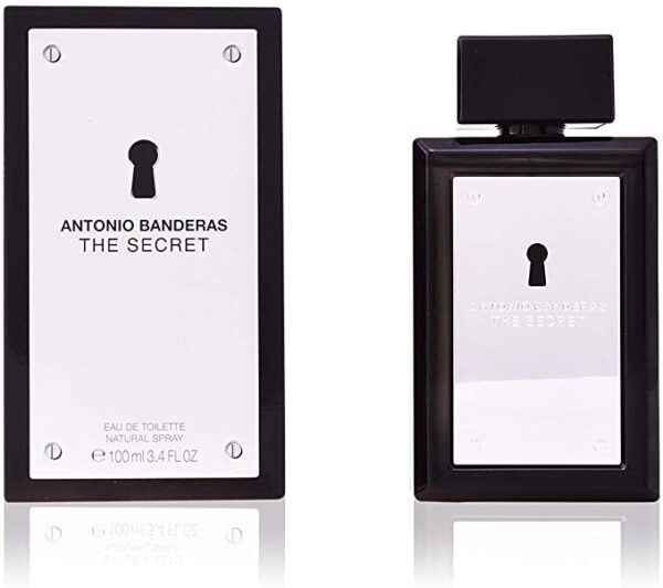 Antonio Banderas The Secret Eau de Toilette 100ml Spray