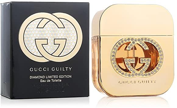 Gucci Guilty Diamond Eau de Toilette 50ml Spray