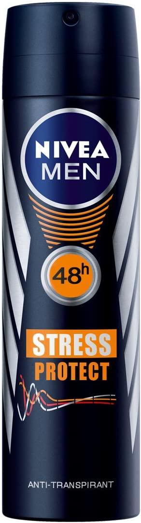 Nivea Men Stress Protect Antiperspirant Deodorant Spray 200ml