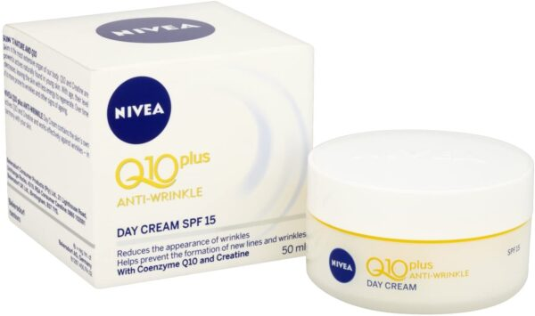 Nivea Q10 Plus Day Cream 50ml For Combination Skin