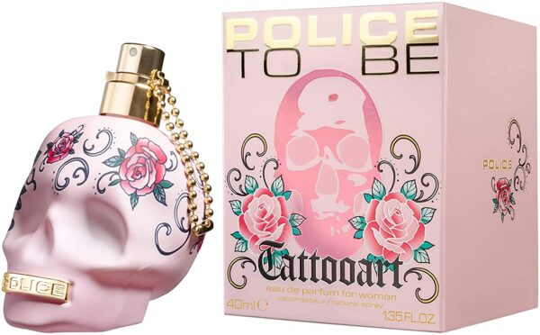 Police To Be Tattooart Eau de Toilette 40ml Spray
