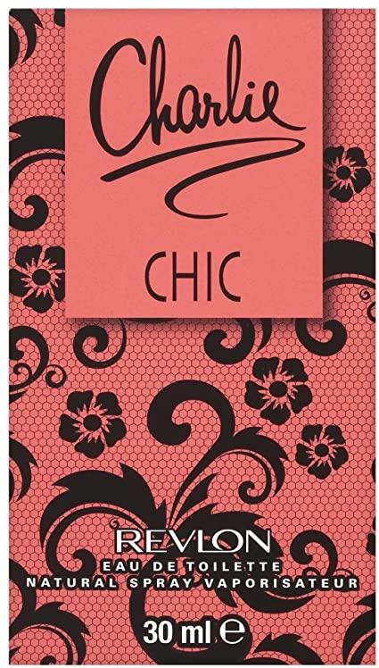 Revlon Charlie Chic Eau de Toilette 30ml Spray