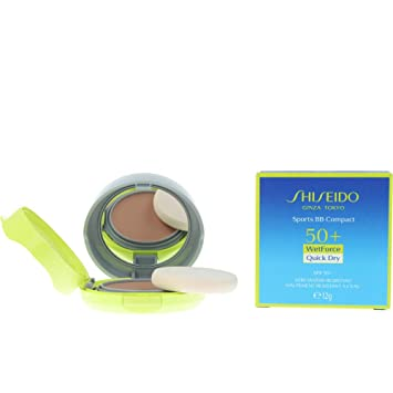 Shiseido Sports BB Compact SPF50 12g Medium Dark