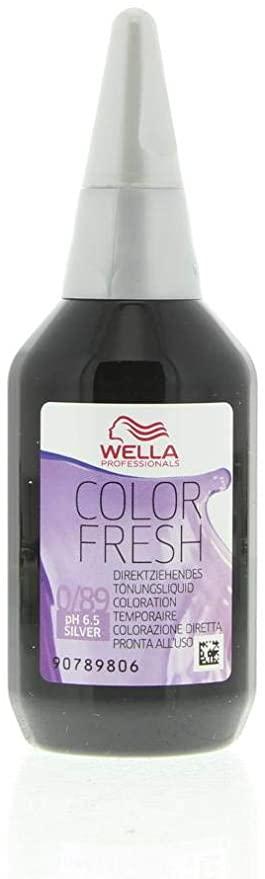 Wella Color Fresh Semi Permanent Hair Colour 75ml 0 89