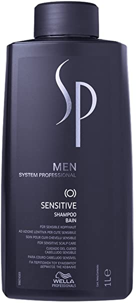 Wella Professional SP Men Sensitive Shampoo 1000ml