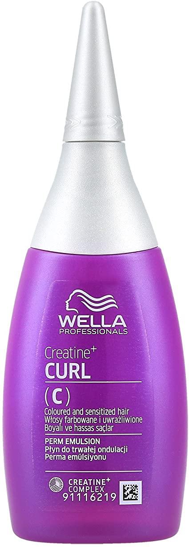 Wella Professionals Creatine Curl C Perm Emulsion 75ml