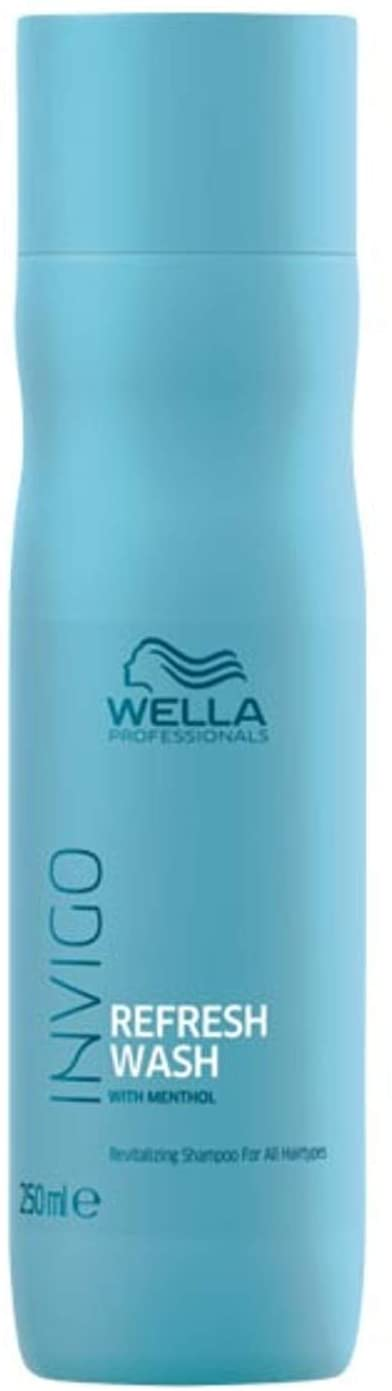 Wella Professionals Invigo Refresh Wash Revitalizing Shampoo 250ml