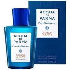 Acqua di Parma Blu Mediterraneo Arancia di Capri Shower Gel 200ml 1