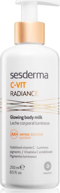 Sesderma C Vit Radiance Glowing Body Milk 250ml