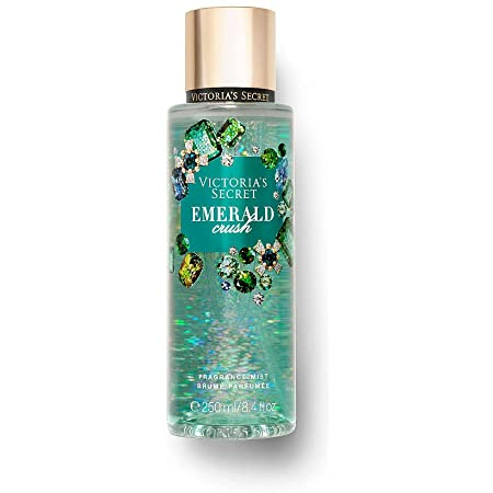 Victorias Secret Winter Dazzle Emerald Crush Fragrance Mist 250ml Spray