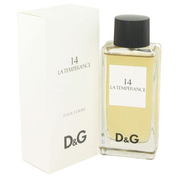 Dolce Gabbana DG 14 La Temperance