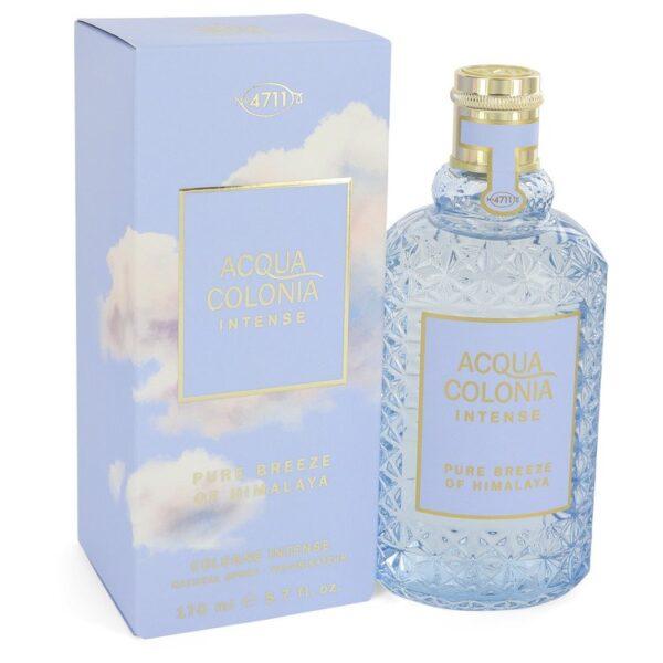 MA¤urer Wirtz 4711 Acqua Colonia Intense Pure Breeze Of Himalaya Eau de Cologne 170ml Spray