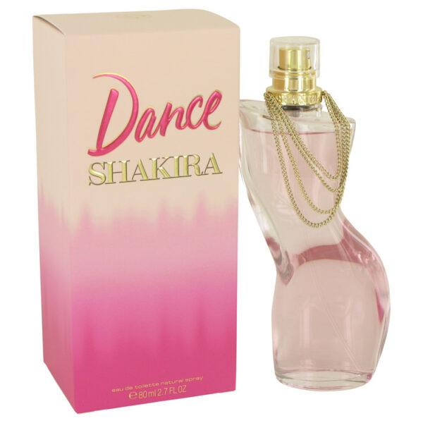 Shakira Dance Eau de Toilette 80ml Spray