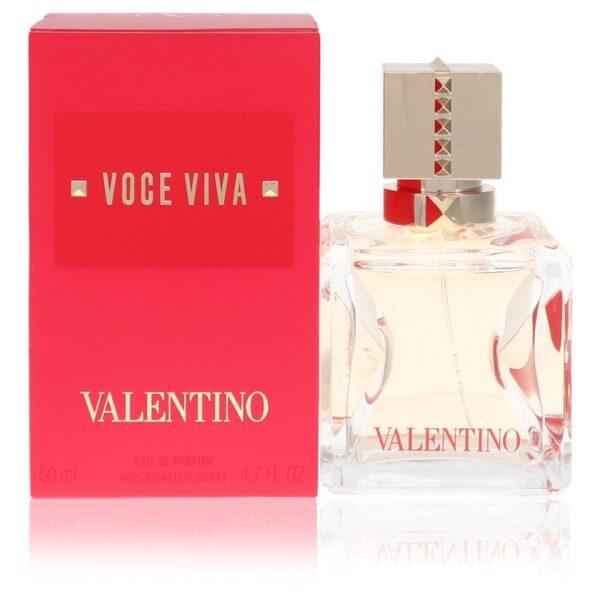 Valentino Voce Viva Eau de Parfum 50ml Spray