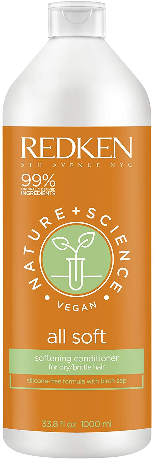 Redken Nature Science All Soft Conditioner 1000ml