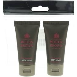 Molton Brown Pink Pepperpod Body Wash Gift Set 2 x 30ml