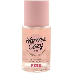 Victorias Secret Pink Warm Cozy Scented Mist 75ml